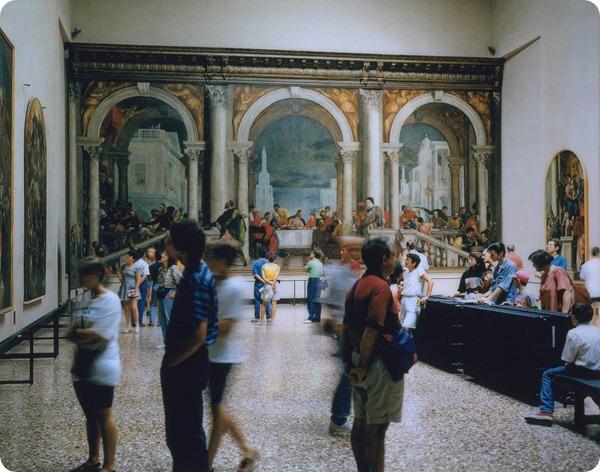 museo galeria de la academai venecia