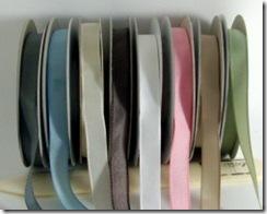 taffeta ribbon 3 8
