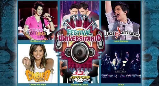 Festival Universitário 2011