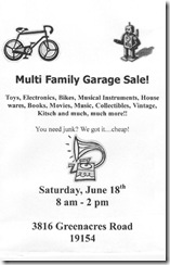 Garage Sale Flier_Resized