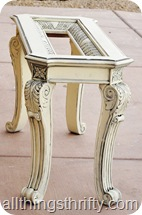 cream furniture