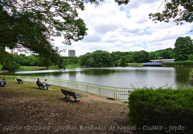 7f - Glória Ishizaka - Jardim Botânico Nagai - Osaka