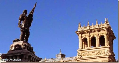 Monumento a Oquendo - Donostia