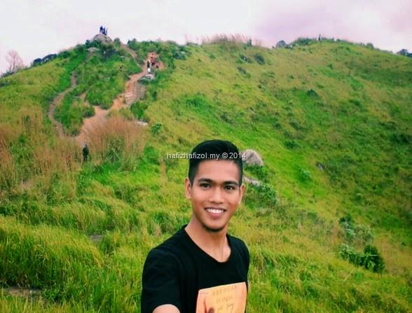 puncak bukit broga