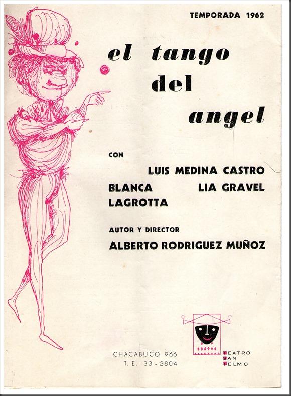 el tango del angel 1