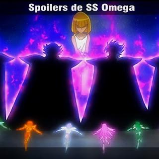 Spoilers de Saint Seiya Omega: Episodios 76 al 78, Saga de Pallas