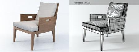 Flexform Betty