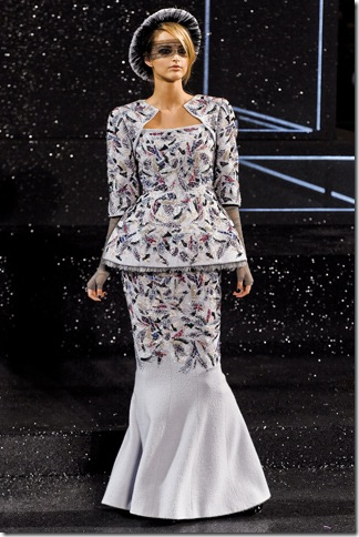 Chanel Fall 2011 Dress (4)