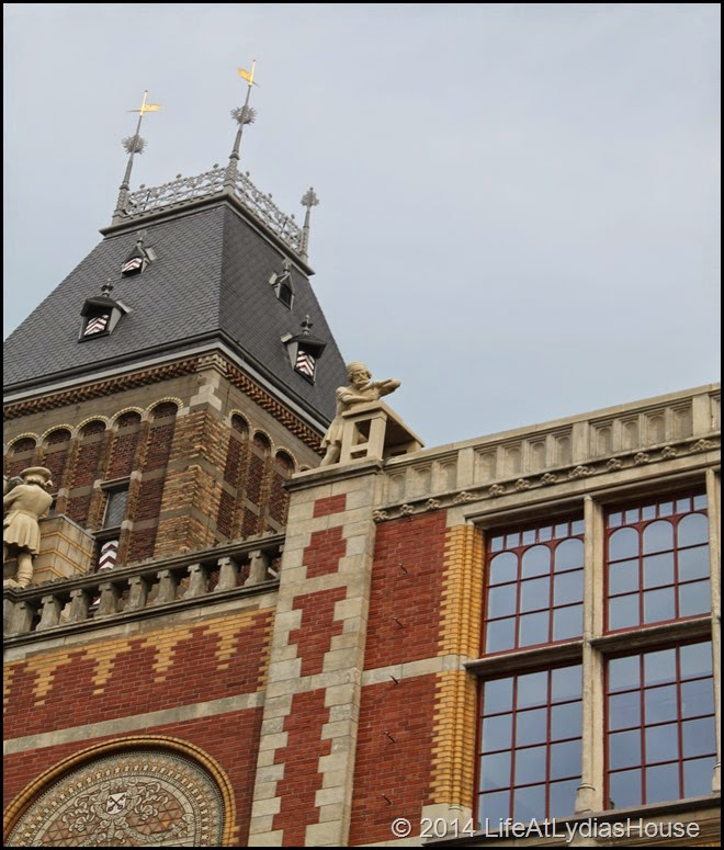 Rijks Museum details 5