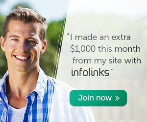 I made an extra $1,000 this month from my site with infolinks. Join now!