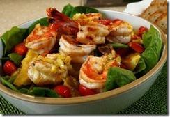 Salad Spesial Selada Udang Mediterania