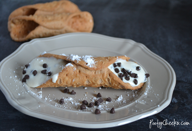 Homemade Cannoli Filling