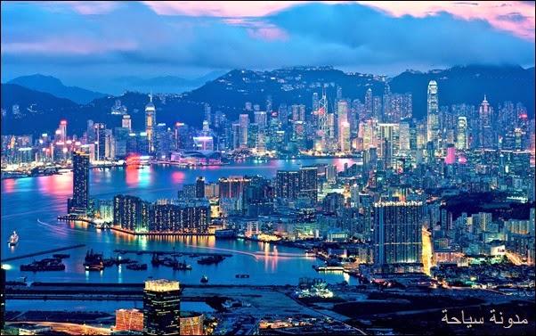 الصين سياحة