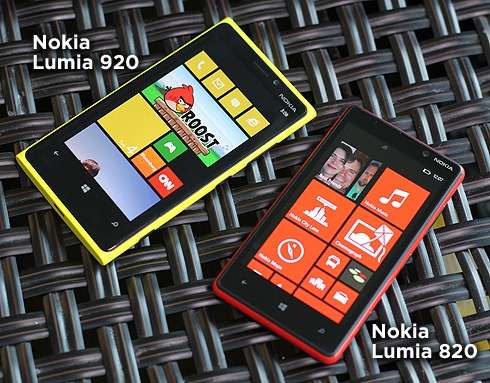 Lumia 920 820