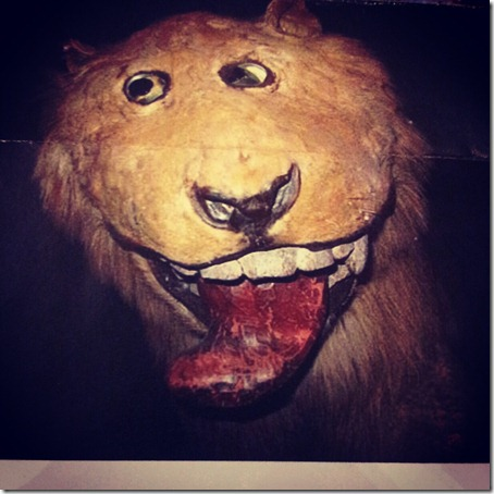 gripsholms slotts lejon