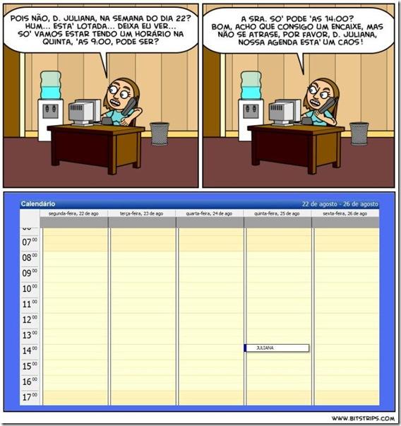 Edison - 0165 - Marcação de consulta