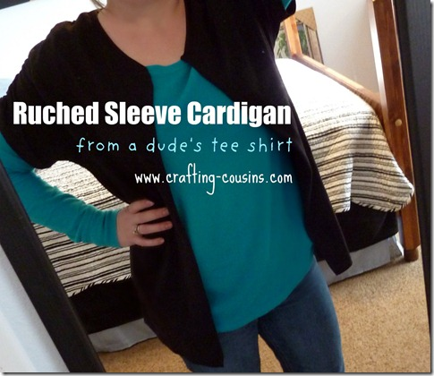 ruched sleeve cardigan (29)