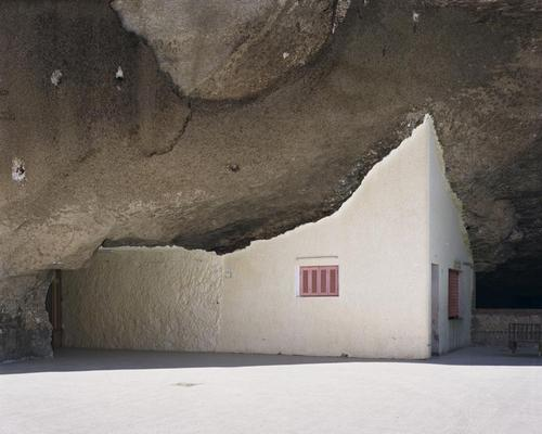 Bas Princen, Cavern (Chapel) 2010