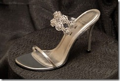 The heels Stuart Weitzman Diamond Dream