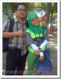Bersama Siswa Kreatif, Peserta  Festival Lomba Seni Siswa Nasional, FLS2N dari Riau (3)