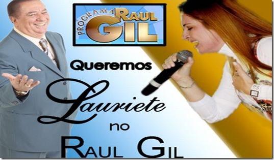 Oficial - Lau no RG