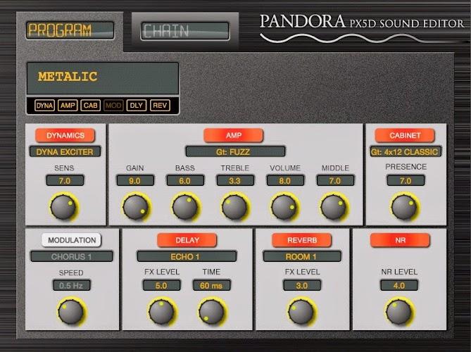 PX5D SoundEditor