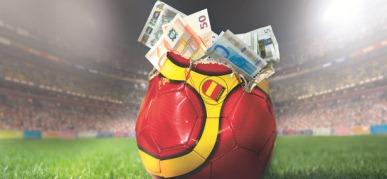 El dinero del fútbol