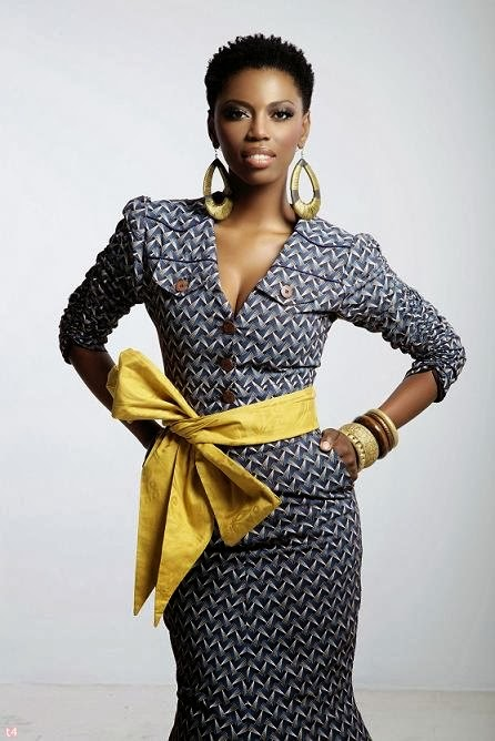 Thread: South African Singer Lira dresses 2014