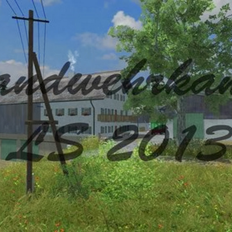 Farming simulator 2013 - Landwehr Canal v 1.0 MP