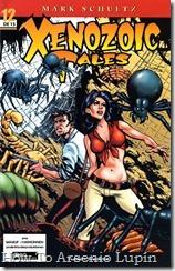 P00012 - Xenozoic Tales #12