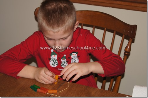 Elementary Craft and Kids Activity