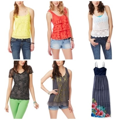 aeropostale picks, bitsandtreats