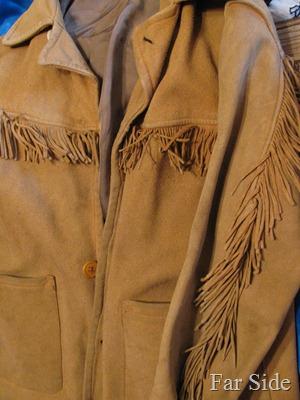 The buckskin jacket