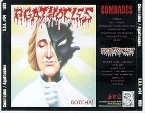 Comrades_x_Agathocles_Split_CD_fundo