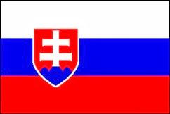 Bandeira da Eslovaquia
