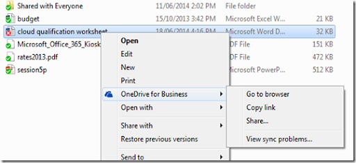 CIAOPS: Resolving OneDrive for Business file conflicts