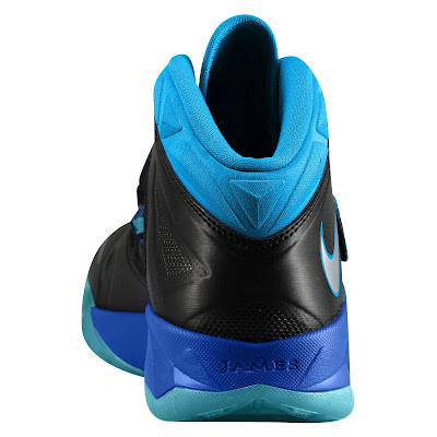 nike zoom soldier 7 gr black blue hero 1 02 eastbay LEBRONs Nike Zoom Soldier VII $135 Pack Available at Eastbay