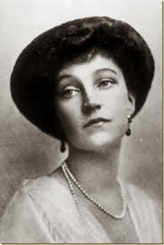María Isabel Archiduque de Habsburgo. Hija de Rodolfo
