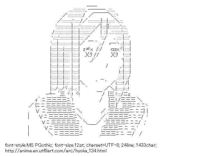 Hyoka,Irisu Fuyumi