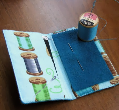 Simple Needle Book