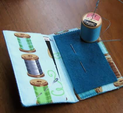 Simple Needle Book