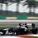 Pastor Maldonado Williams FW34