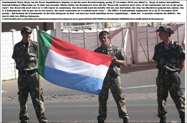 BoerRepublicanBrigade_Roodepoort_July162011