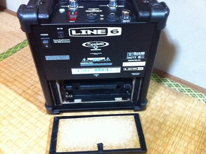 LINE6_MICROSPIDER_背面図