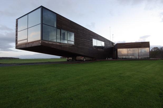utriai residence by architectural bureau g. natkevicius & partners 1