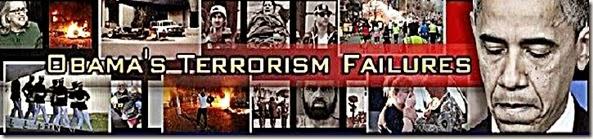 Obama's Terrorism Failures banner