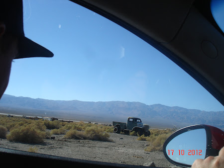 Death Valley California: Un dealer auto din zona vanduse aproape tot
