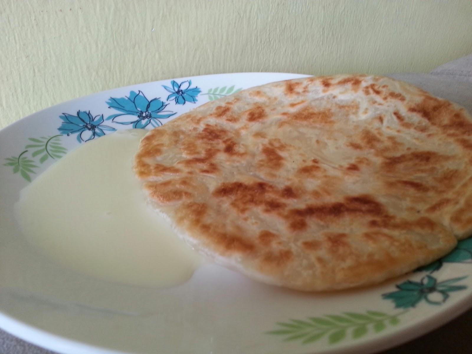 Roti Paratha Segera Makan Roti Canai Segera