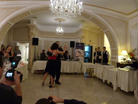 Tango la Hotel Continental Bucuresti