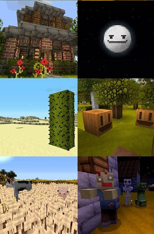 Good-Morning-Craft-Minecraft-texture-pack